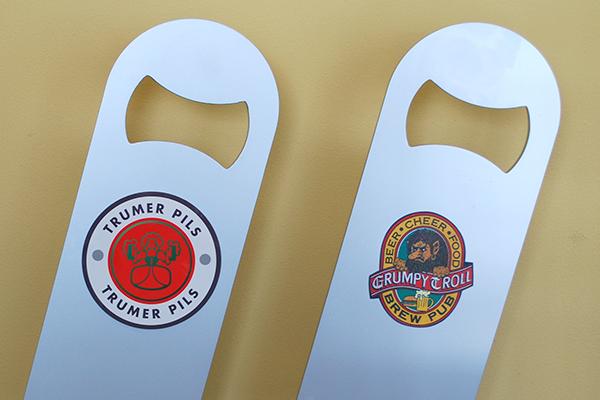 Bottle-Opener-Logo-Custom-Bike-Rack