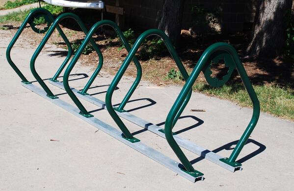 Custom-Bike-Rack-Maple-Leaf