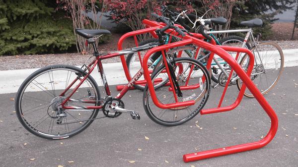 Freestanding Removable Bike Rack