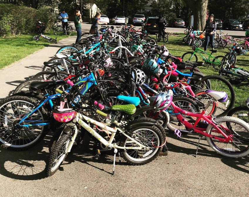 Full Bike Racks @mj_jinglis