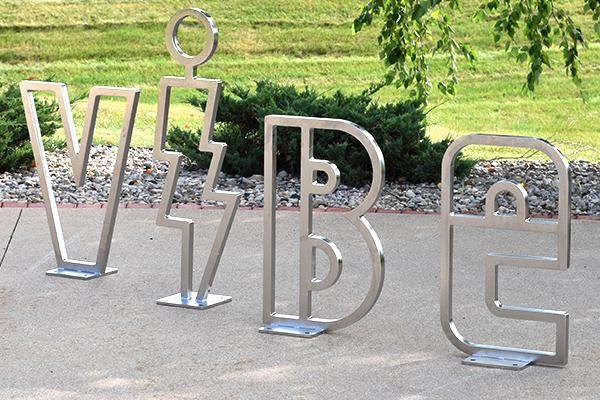 Letters-Logo-Custom-Bike-Rack
