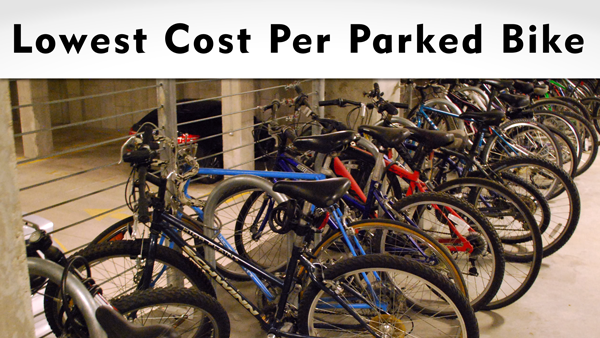 Lowest-Cost-Per-Parked-Bike