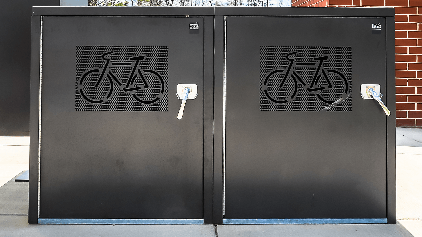 Madrax Bike Locker Outdoor Storage