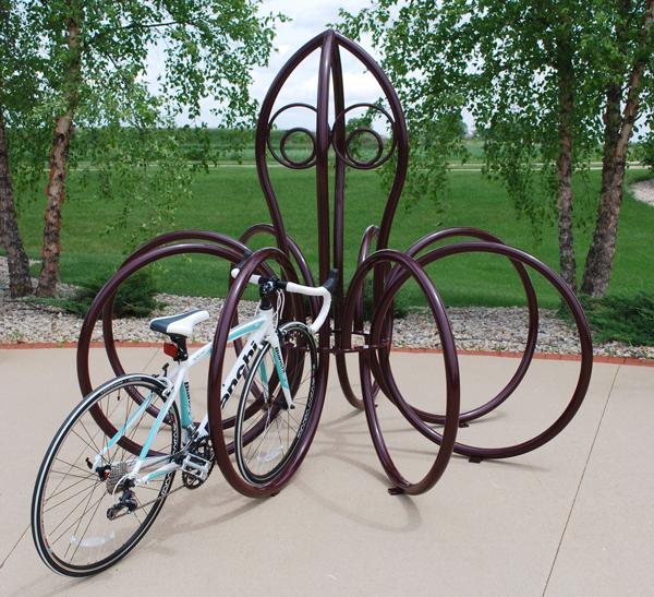 Octopus-Custom-Bike-Rack