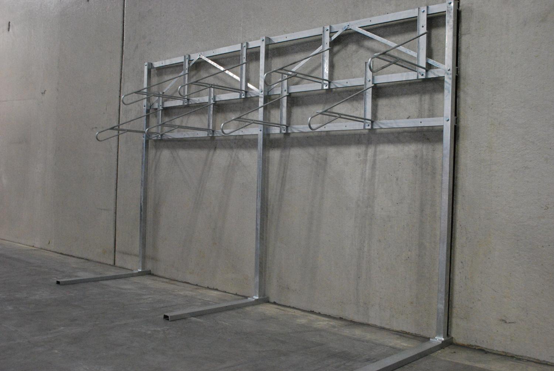 Bike-Room-Design-Tips-Freestanding-Vertical-Bike-Rack