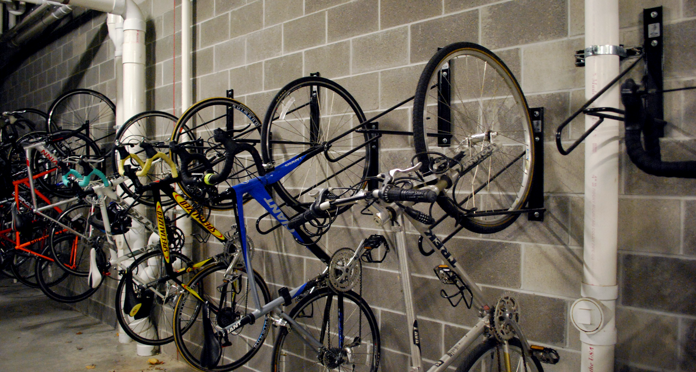 Bike-Room-Design-Tips-Vertical-Bike-Racks
